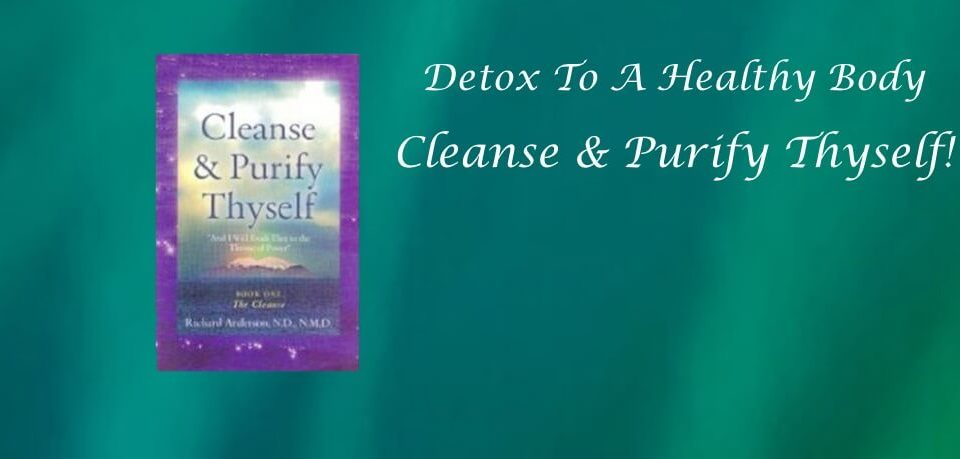 Cleanse & Purify Book-Alexys Paris SingLikeThePros.com Singing Lessons