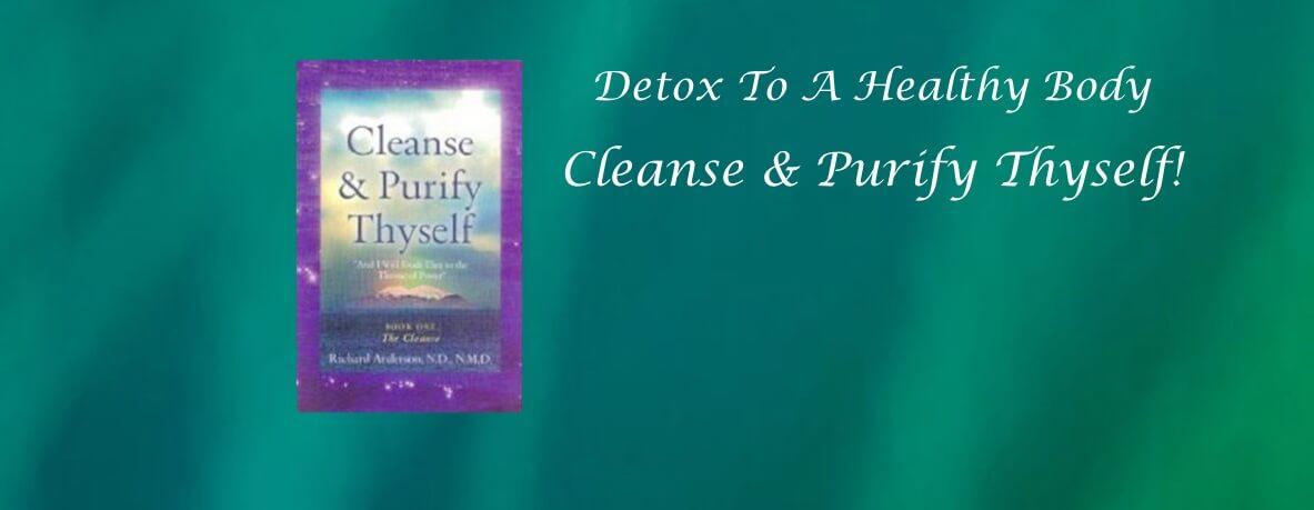 Cleanse & Purify Book-Alexys Paris SingLikeThePros.com Singing Lessons